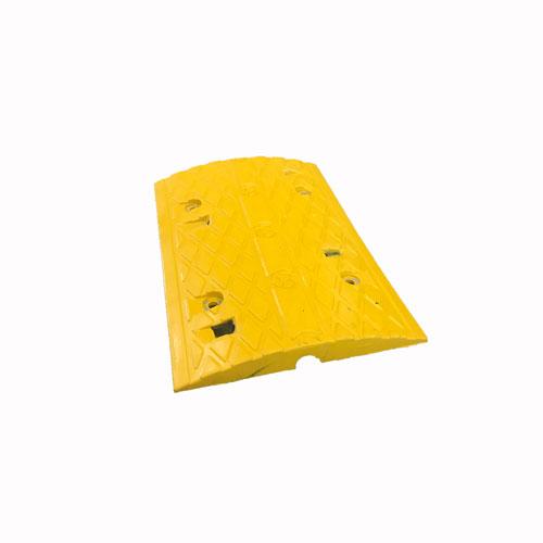 Yellow Speed hump
