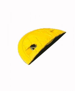 Yellow end Speed hump