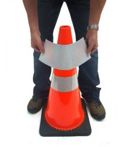 blackbase safety cone collars