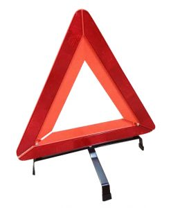 latest and improved safety triangle