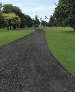 asphalt millings driveway