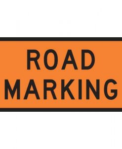 Road Marking Signs