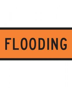 flooding signs