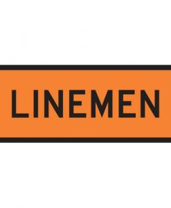lineman signs