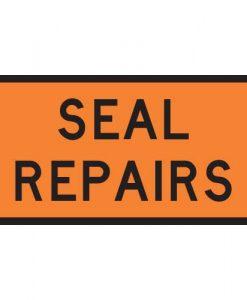 Seal Repairs signs