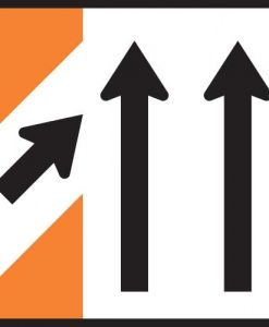 merging side Signs