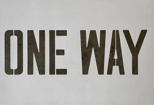 One Way Highway1