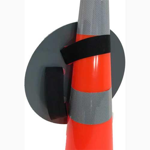 Pedestrian back cone