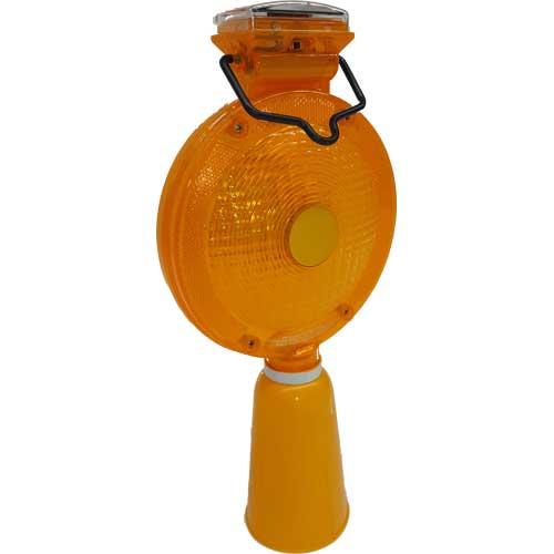 solar cone lamp
