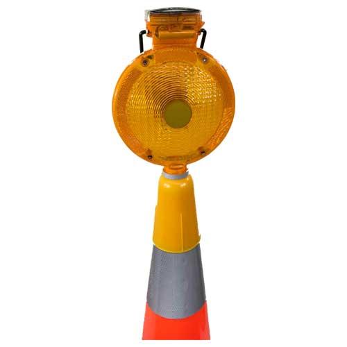 solar cone lamp oncone