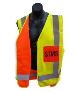 reversible safety vests