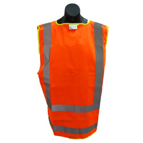 orange safety vests